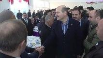 İçişleri Bakanı Soylu, Kanaat Önderleri ve Stk Temsilcileriyle Bir Araya Geldi
