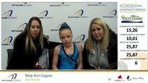 Championnats B de la section Québec - Patinage Canada 2019 / Pré-Juvénile moins de 11 ans Dames Finale_Juvénile moins de 14 ans Dames Gr.4