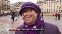 Michel Legrand : l'hommage des proches et du public