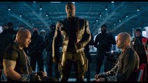 Dwayne Johnson and Jason Statham In 'Fast And Furious: Hobbs And Shaw' First Trailer