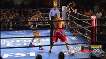 IVAN REDKACH  vs  ARGENIS MENDEZ , 10 ROUNDS JUNIOR WELTERWEIGHTS BOXING