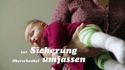 Babyentwicklung - Baby 1x1: So beruhigst Du das Baby