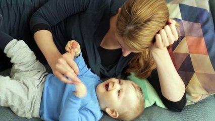 Neugeborenes - Stillpositionen: Ganz einfach stillen