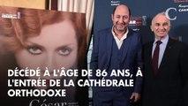Les obsèques de Michel Legrand, le déjeuner des nommés aux César reporté : toute l'actu du 1er février