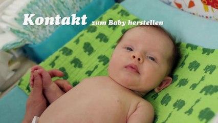 Pflege & Ausstattung - Baby 1x1: Neugeborene waschen