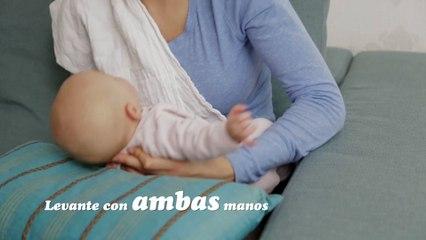 Coger al bebe
