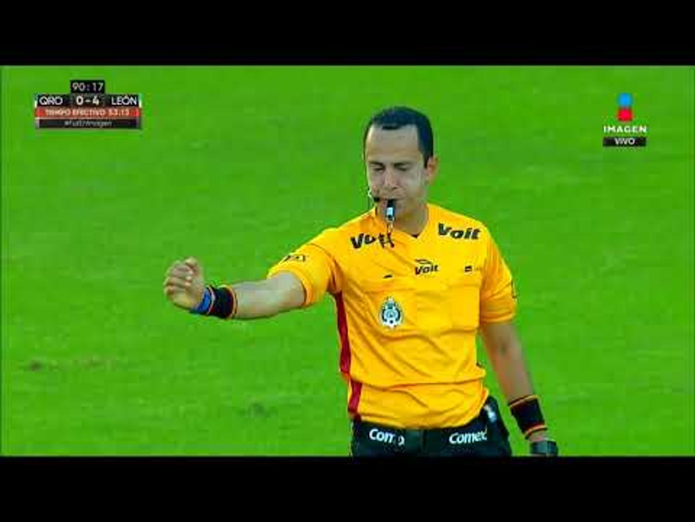 Fin del partido Querétaro vs León | Liga MX - Clausura 2019 - Liga MX - Jornada 4