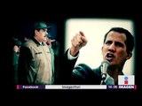Nicolás Maduro y Juan Guaidó: La batalla por Venezuela | Noticias con Yuriria Sierra