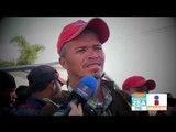 Llegan más migrantes centroamericanos a Puebla | Noticias con Francisco Zea
