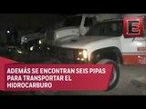 Encuentran tres cadáveres en Puebla en bodega clandestina de gas LP
