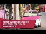 Vecinos de Azcapotzalco piden buscar más tomas clandestinas en la zona
