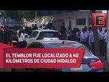 Sin daños, por ahora, en Chiapas por sismo de magnitud 6.5