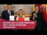 Nombra Huésped Distinguido a presidente español, Pedro Sánchez