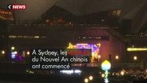 Sydney : l'Australie fête l'année du cochon