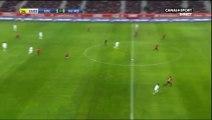 La blessure de Youcef Atal face à Lille