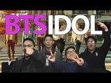 BTS (방탄소년단) 'IDOL' reaction