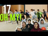 """OH MY!"" It's SEVENTEEN (MV Reaction)"