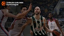 Nick Calathes dished 13 assists for Panathinaikos vs. Efes