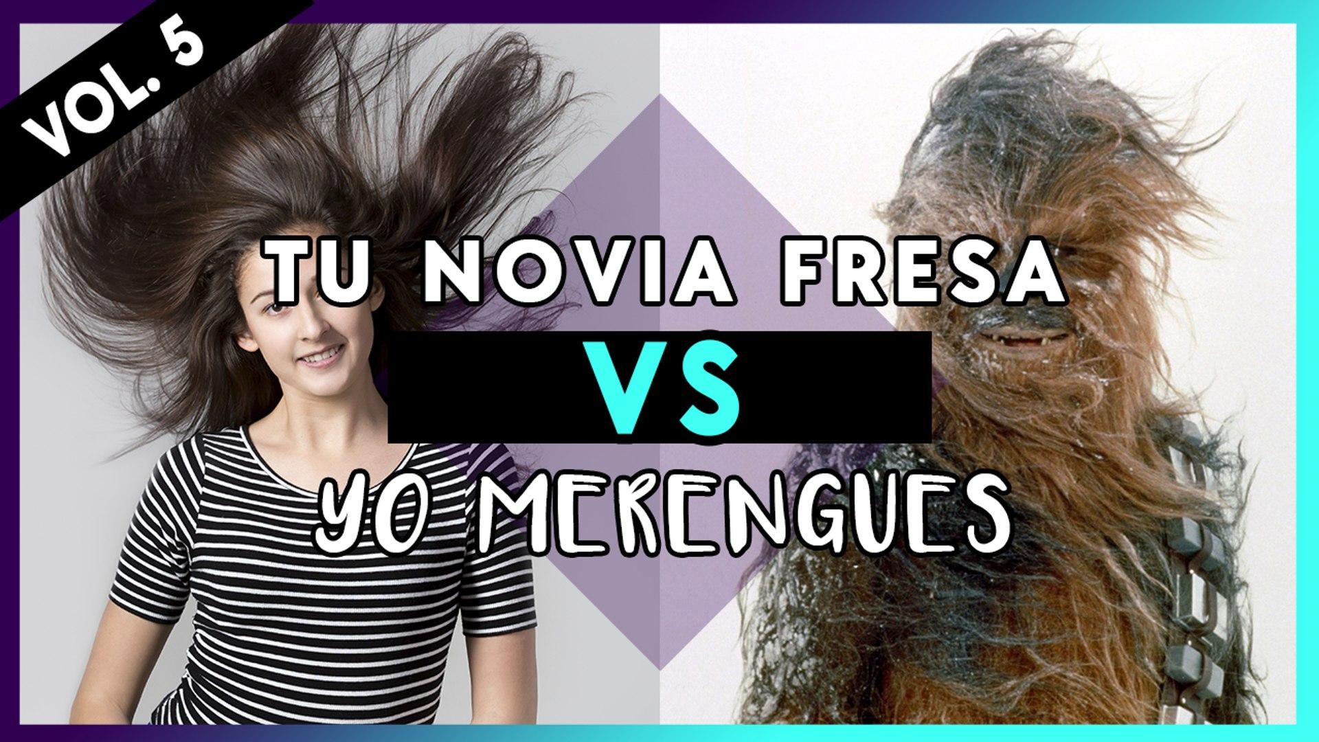 Tu novia la FRESA vs. YO MERENGUES ;) - Vídeo Dailymotion