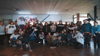 Break The Floor handicap tour by Fondation Cannes