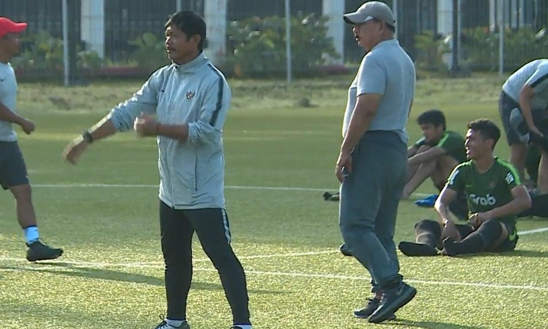 Timnas U-22 Jalani Latihan Jelang Piala AFF U-22