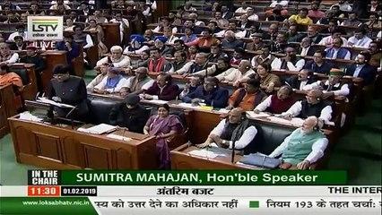 Budget 2019 PM Narendra modi Govt
