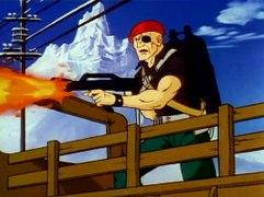 Rambo A Forca da Liberdade Ep 07 Problemas no Tibet