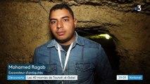 Égypte : les 40 momies découvertes à Tounah el-Gebel