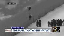 Border patrol agents: Humanitarian crisis at the Arizona-Mexico border