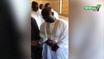 Idrissa Seck et Cie reçus par le khalife général des mourides Regardez!!!