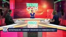 Le Zoom: Entrepreneurs, comment organiser sa communication ? - 02/02