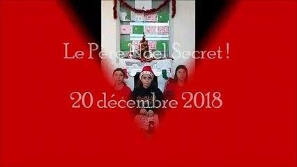 Père Noel secret 2018