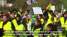 """""""Gilets jaunes"""": manifestation contre l'usage du LBD à Morlaix"""