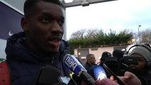 """CdF - Coulibaly : """"Une victoire pour prendre de la confiance"""""""