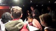 Atelier Cahier de Dessin Animé - Salon du Livre Jeunesse de Montreuil