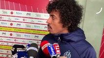 Reims-OM (2-1) : la réaction à chaud de Luiz Gustavo