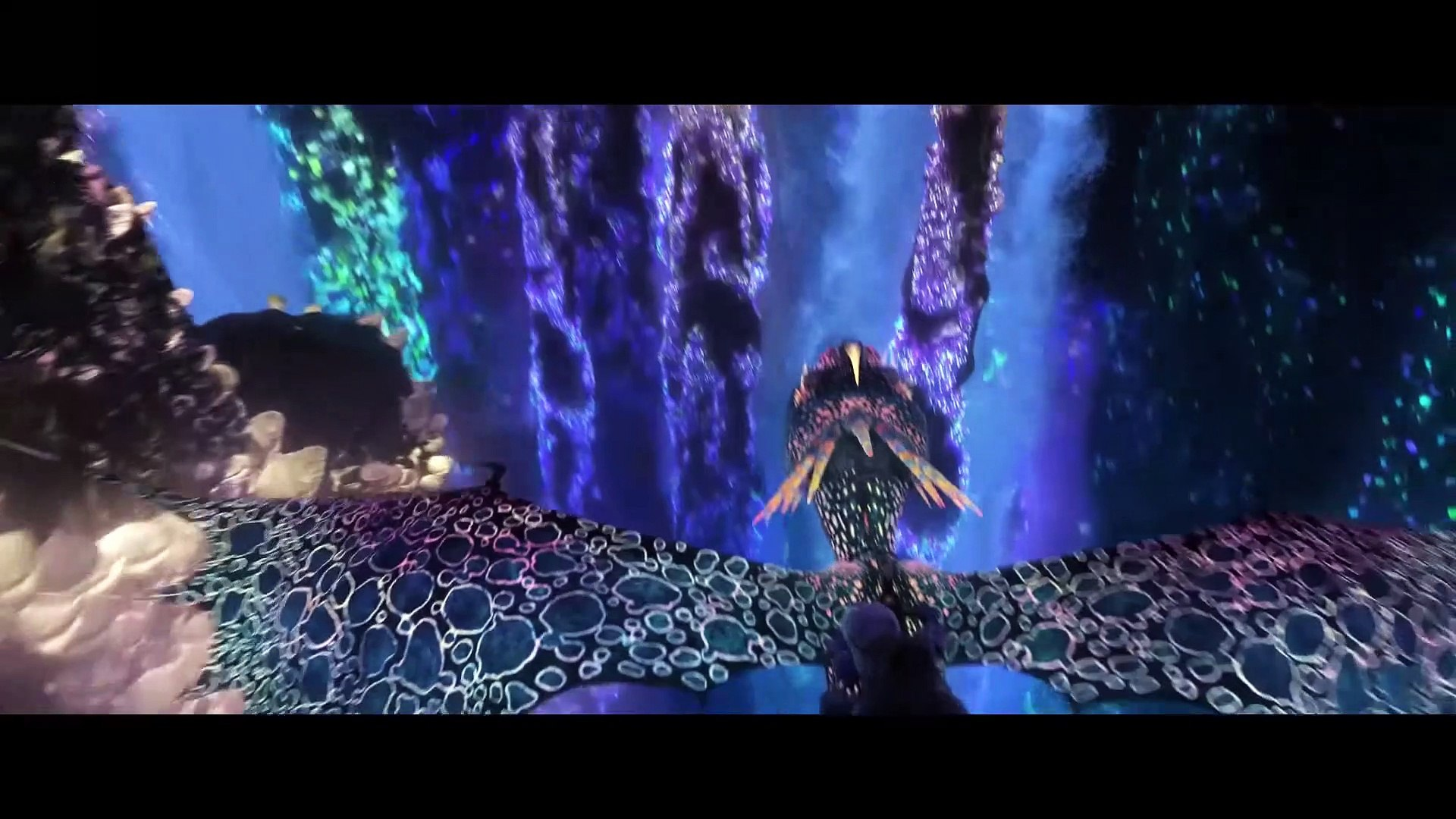 How To Train Your Dragon The Hidden World Fireproof Hiccup Video Dailymotion