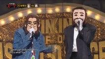 [1round] John Lennon VS Pavarotti - Runaway Baby  존 레논 VS 파바로티 - Runaway Baby ,  복면가왕 20190203