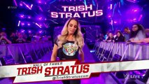 WWE RAW 27 Aug. 2018: Trish Stratus RETURNS (Full video of Trish & Elias)