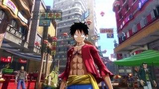 One Piece World Seeker - Bande Annonce