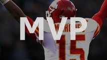 Patrick Mahomes' MVP season in numbers