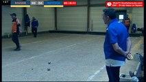 32e Coupe de France Pont-de-Vaux VS Nyons : Individuel ROZIER vs MITICA
