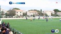 COUPE GAMBARDELLA-CA I 16e de finale - Castelnau Le Crès / Olympique Lyonnais - 03/02/19