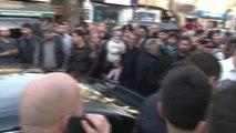 İstanbul- Erdoğan, Tarihi Çınaraltı Çay Bahçesi'nde Vatandaşlarla Sohbet Etti+
