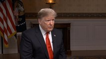 Trump talks race, football, foreign policy and more ahead of the Super Bowl