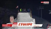 Ledeux «C'est juste incroyable» - Ski Freestyle - ChM (F) - Big Air