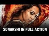 Sonakshi's Action Avatar In Akira | Akira Movie Trailer | Akira Movie 2016 |Sonakshi Sinha Hot