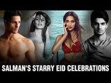 Bollywood graces Salman Khan's Eid celebrations | Salman Khan Eid 2016 | Salman Khan Eid Namaz