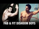 Varun Dhawan And John Abraham Go Gymming For Dishoom Promotions | John Abraham Workout
