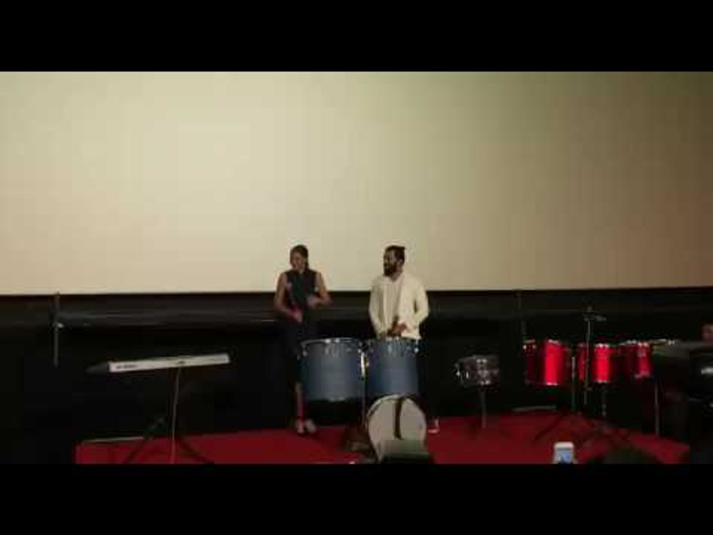Nargis and Riteish try their hands on the drums | Banjo 2016 Movie | Latest Bollywood News